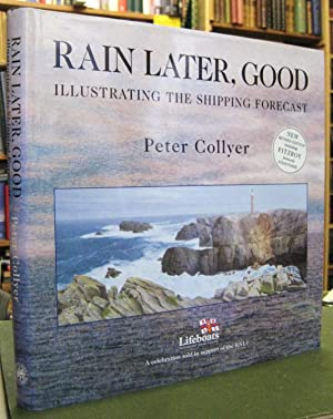 Rain Later, Good - Illustrating the Shipping Forecast (signed)