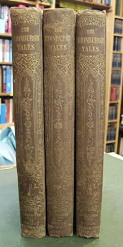The Edinburgh Tales - 3 Volumes (complete)