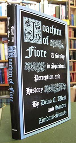 Joachim of Fiore: a Study in Spiritual Perception and History
