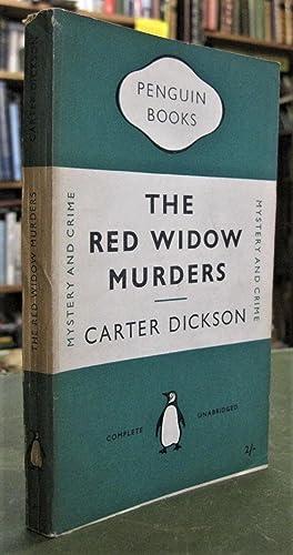 The Red Widow Murders: Dickson, Carter