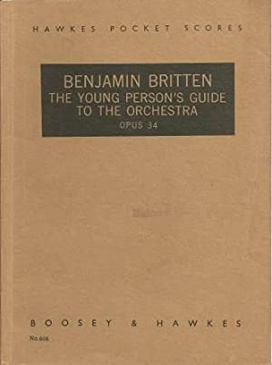 The Young Person`s Guide to the Orchestra, Opus 34, Variations and Fugue on a Theme of Percell. H...