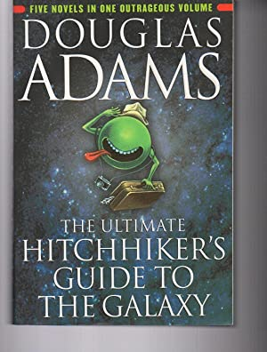 The Ultimate Hitchhiker's Guide to the Galaxy: Douglas Adams
