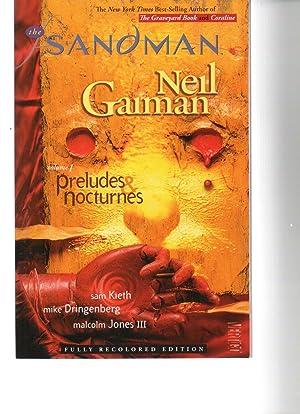 The Sandman Vol. 1: Preludes & Nocturnes: Neil Gaiman