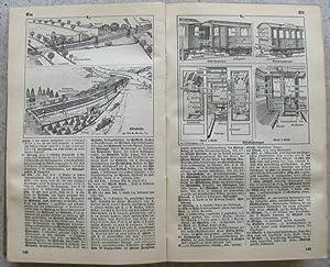 Der Sprach Brockhaus - Deutsches Bildwörterbuch für Jedermann