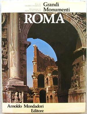 Roma, serie Grandi Monumenti: testo di Filippo