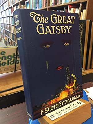 The Great Gatsby [First Edition Library Facsimile: Fitzgerald, F. Scott