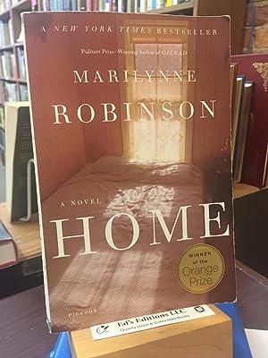 Home: A Novel: Robinson, Marilynne