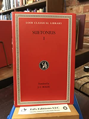 Suetonius: The Lives of the Caesars, Vol. 1 (Loeb Classical Library No. 31)