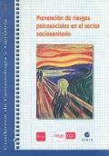 Prevención de riesgos psicosociales en el sector sociosanitario. - Pablo José Arrieta Aizpuru, Francisco Javier Leturia Arrazola