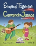 Singing together in English and Spanish. Cantando juntos en Inglés y Español: Raquel ...