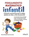 Pensamiento matemático infantil. Propuesta constructivista para el: Norma Elizabeth, Escoto