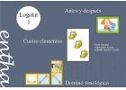Logokit 1. Antes y después. Cuatro elementos.: Marc Monfort, Adoración