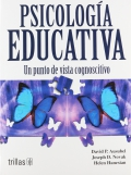 Psicología educativa. Un punto de vista cognoscitivo.: David P. Ausubel,