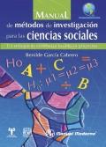 Manual de métodos de investigación para las: Benilde García Cabrero