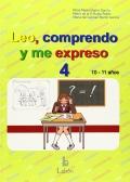 Leo, comprendo y me expreso 4 (10-11: Rosa María Martín
