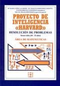Proyecto de inteligencia Harvard. Resolución de problemas.: Mª Isabel Viñuelas,