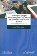 Diseño pedagógico de un Programa Educativo Multimedia: José Clares López