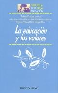 La educación y los valores.: Adela Cortina