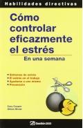 Como controlar eficazmente el estrés (en una: Cary Cooper, Alison
