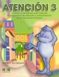 Atención 3. Cuaderno de trabajo para ejercitar la capacidad de atención y concentraci...