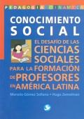 Conocimiento social. El desafío de las ciencias: Marcela Gómez Sollano