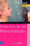 Didáctica de las matemáticas para primaria: María del Carmen Chamorro (coordinadora)