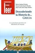Descubriendo la Historia de . Grecia. Lo: Silvia Cardenal Nicolau,