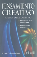 Pensamiento creativo. Libro del maestro.: Marcela E. Hinojosa Mora