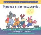 Aprende a leer escuchando !. Cuentos de bolsillo. 6 cuentos + CD-audio.: Jacobo Grimm y otros