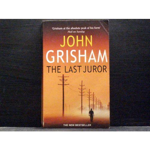 The Last Juror Book