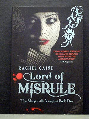 Lord of Misrule Book 5 in Morganville Vampires series