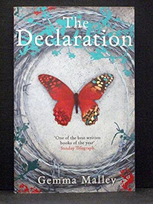 The Declaration first book in the Declaration series