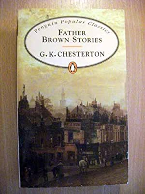Father Brown Stories Penguin Popular Classics