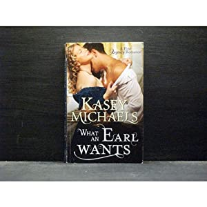 What An Earl Wants first book in Redgraves series