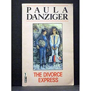 The Divorce Express first book Divorce Express