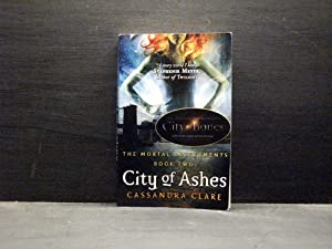 City of Ashes second book Mortal Instruments