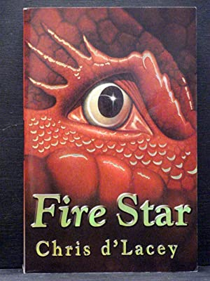 Fire Star third book Last Dragon Chronicles series