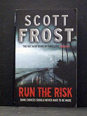 Run the Risk The first book in the Alex Delillo series
