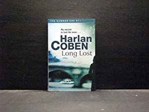 Long Lost (ninth book in the Myron Bolitar series)