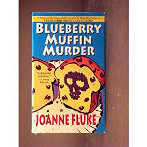 Blueberry Muffin Murder third book Hannah Swensen