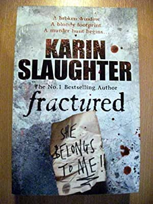 Fractured The second book in the Will Trent series