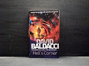 Hell`s Corner fifth book in the Camel Club series
