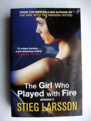The Girl Who Played with Fire second book Millennium