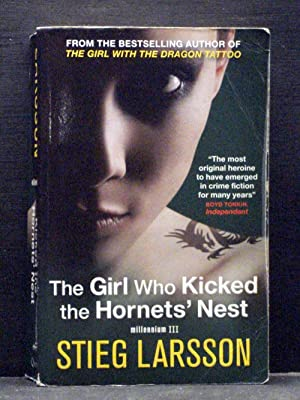 The Girl Who Kicked the Hornets` Nest 3rd Millennium