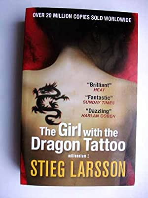 The Girl with the Dragon Tattoo Book 1 Millennium