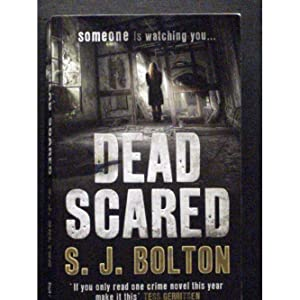 Dead Scared The second book in Lacey Flint series