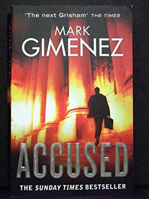 Accused second book Scott Fenney