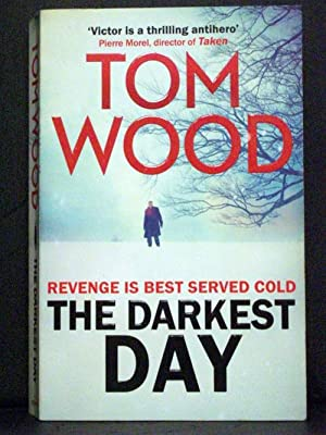 The Darkest Day fifth book Victor Assassin