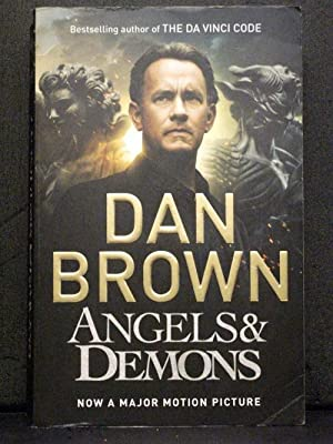 Angels and Demons first book Robert Langdon