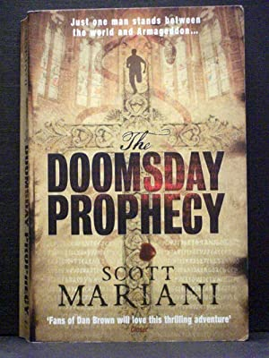 The Doomsday Prophecy Book 3 Ben Hope Hope Vendetta